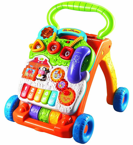 5. VTech Sit-to-Stand Learning Walker