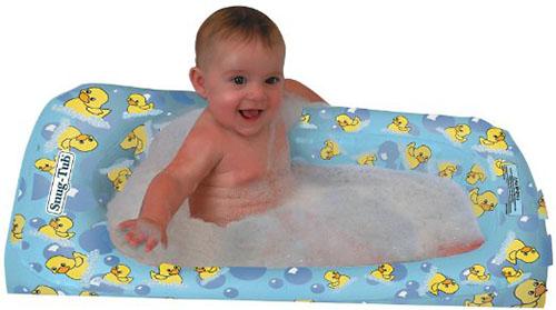 7. Kel-Gar Snug-Tub Duck