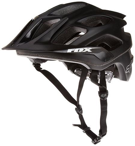6. Fox Flux MTB Helmet
