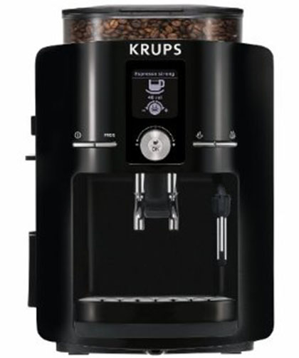 3. KRUPS EA8250 Espresseria Fully Automatic Espresso Machine Coffee Maker
