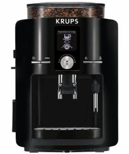 3. KRUPS EA8250 Espresseria Fully Automatic Espresso Machine Coffee Maker