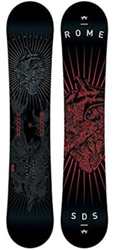 3. Rome Garage Rocker Snowboard