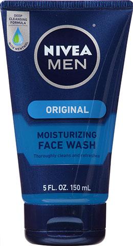3. Original Moisturizing Face Wash