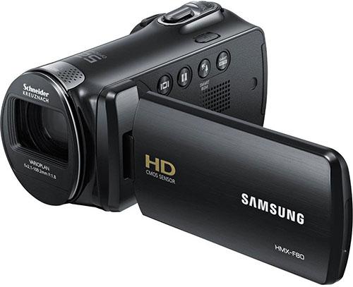 5. Samsung Flash Memory Camcorder