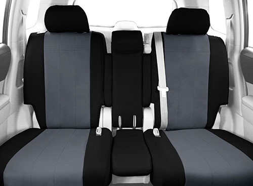 7. CalTrend Front Bench Custom Fit Seat Cover