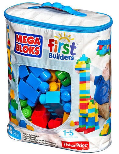 2. First Builders Big Building Bag