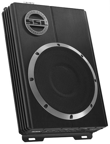 1. SOUND STORM Amplified Subwoofer System