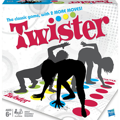 5. Twister Game