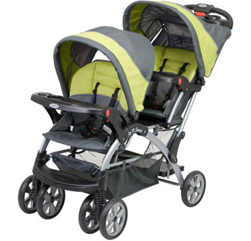 1. Baby Trend Sit N Stand Double