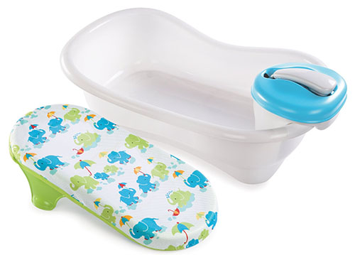 4. Summer Infant Newborn to Toddler Bath