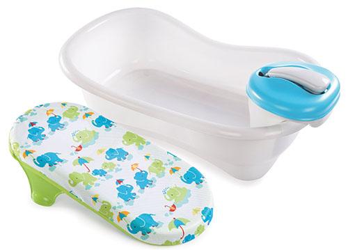 4. Summer Infant Newborn to Toddler Bath
