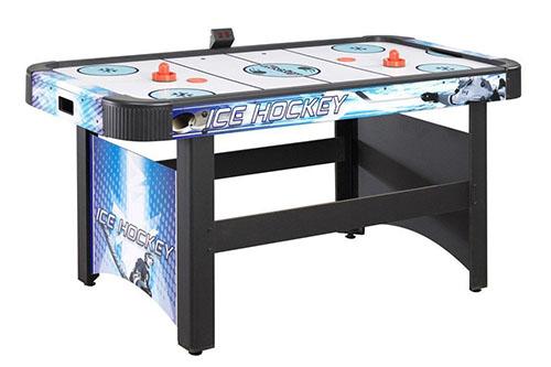 4. Carmelli Electric Scoring Air Hockey Table