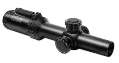 5. Bushnell Optics Illuminated Reticle Riflescope