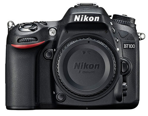 6. Nikon DX-Format CMOS Digital SLR