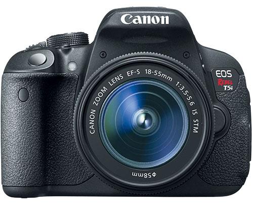 2. Canon EOS Rebel STM Kit