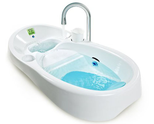3. 4moms, Baby Bath Tub
