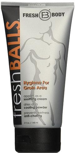 3. Fresh Body Fresh Balls Lotion Solution for Men