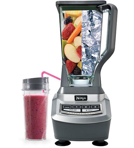1. Ninja Professional Blender with Single Serve (BL740)