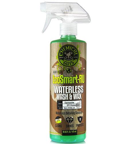 7. Ready to Use Waterless Car Wash & Wax