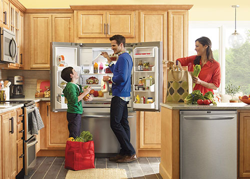 5. Frigidaire Gallery Appliance Package