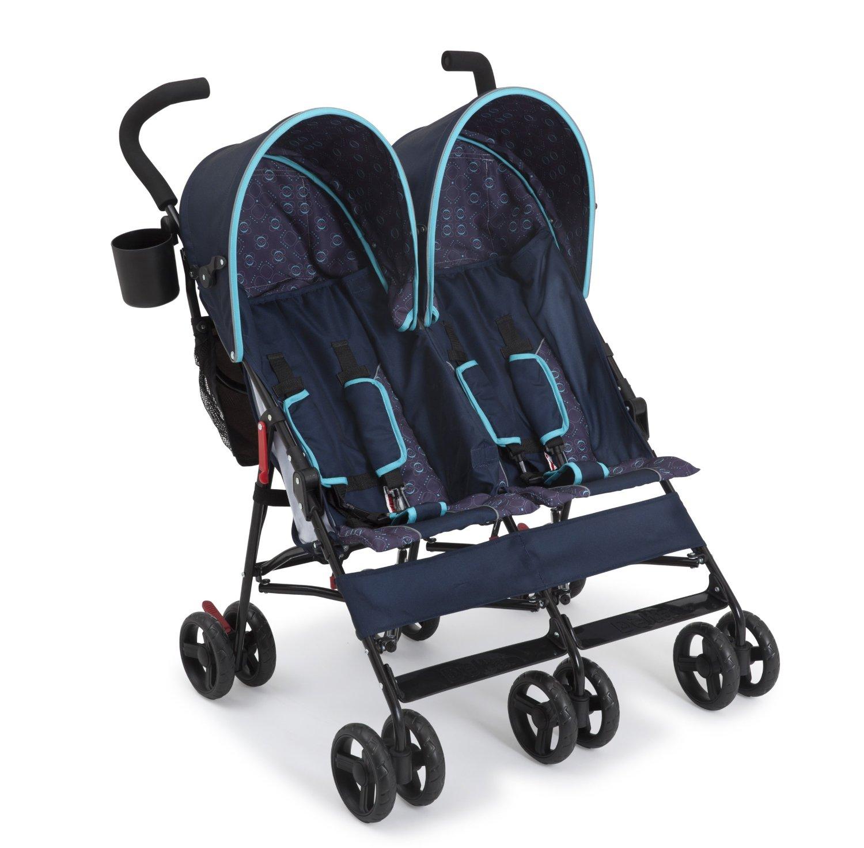 6. Delta Children LX Side by Side Stroller