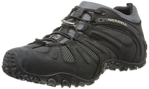 7. Merrell Men's Stretch Hiking Shoe