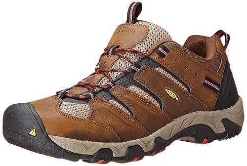 5. KEEN Men's Koven Hiking Shoe