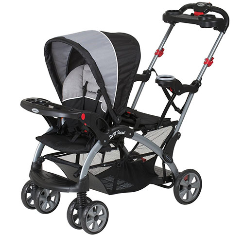 2. Baby Trend Sit N Stand Stroller