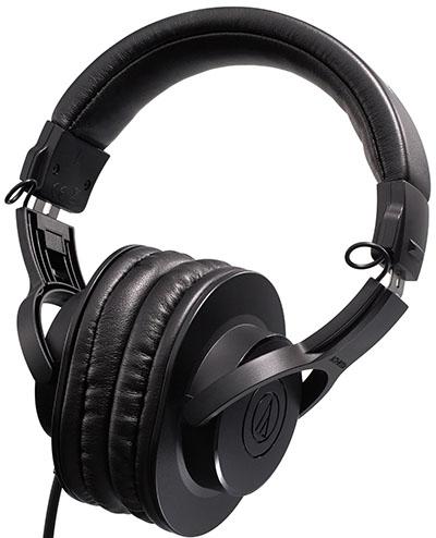 7. Audio-Technica Professional Headphones