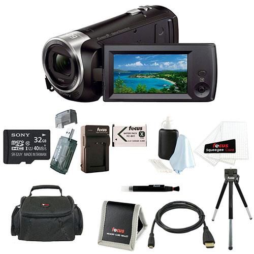 2. Video Recording Handycam Camcorder