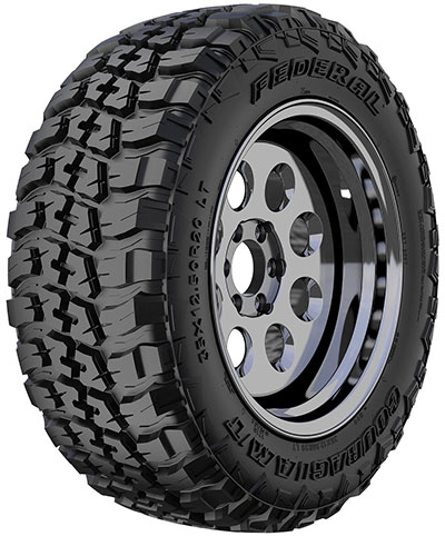 6. Federal Couragia Mud-Terrain Radial Tire