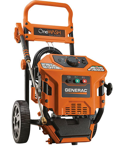 6. Generac 6602 OneWash Gas Powered Pressure Washer