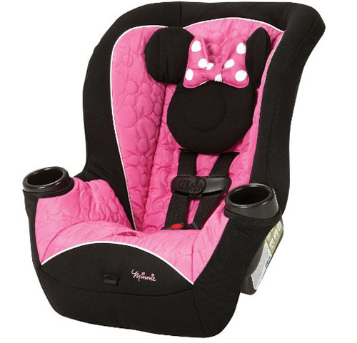 5. Disney APT Convertible Car Seat