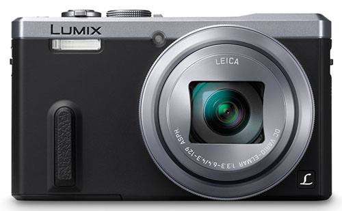 4. Panasonic DMC-ZS40S Digital Camera