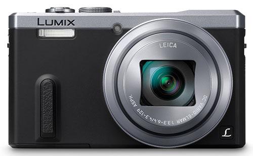 7. Panasonic DMC-ZS40S Digital Camera with 3.0-Inch LCD (Silver)