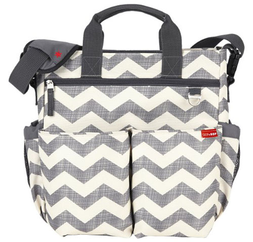 4. Duo Signature Diaper Bag