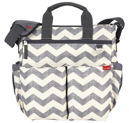 4. Duo Signature Diaper Bag