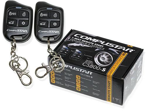3. Compustar 1-Way Remote Start