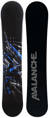 4. Avalanche Source Snowboard