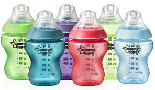 2. Tommee Tippee Closer to Nature Fiesta Bottle