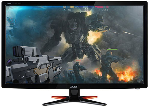 4. Acer Bbid 24-Inch 3D Gaming Display