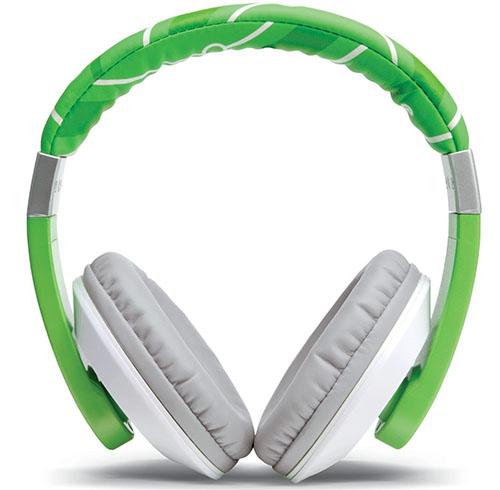 2. LeapFrog Headphones, Green