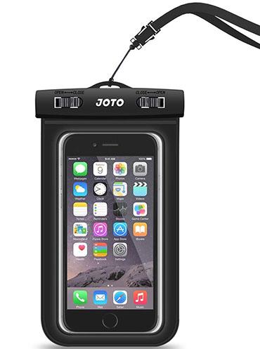 1. Universal Waterproof Case, JOTO