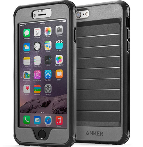 4. iPhone 6s Plus Case, Anker Ultra Protective Case