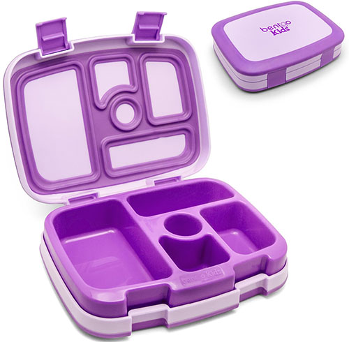 2. Bentgo Leakproof Children's Lunch Box