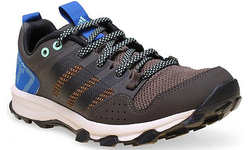 7. Adidas Performance Men's Kanadia Running Shoe