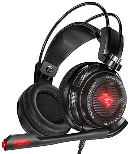 5. Sentey Virtual 7.1 USB DAC Gaming Headset