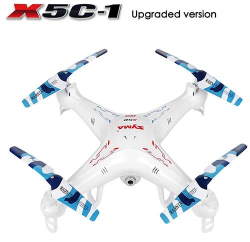 3. RC Quadcopter, Upgraded Explorer Axis Gyro Quadcopter