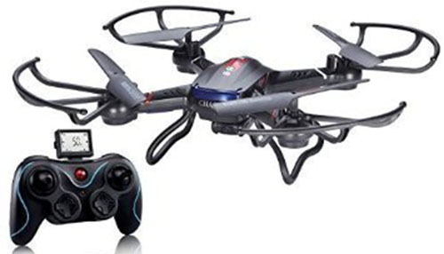 4. Holy Stone RC Quadcopter Drone with HD Camera