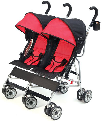 3. Kolcraft Cloud Umbrella Stroller